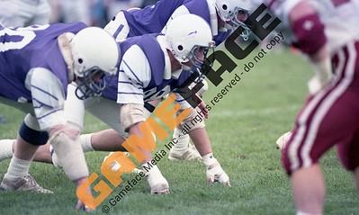 Amherst Men's Football