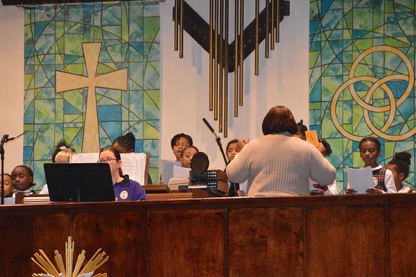 Thanksgiving Prayer Service