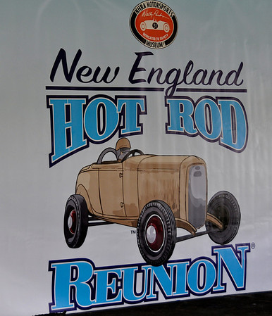 Inaugural New England Hot Rod Reunion September 2013 Epping N.H.