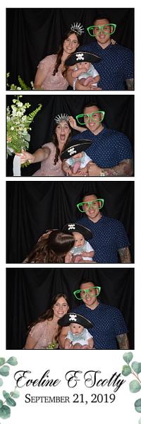 Eveline & Scotty's Wedding, September 21, 2019