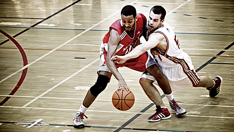 2012 R&O Basket (H) vs McGill