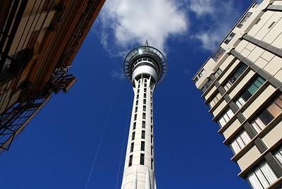 Auckland Skytower 02
