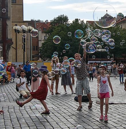 Prague & Czechia, July 2017