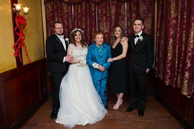 Melissa + Casey Wedding Party