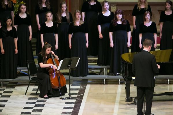 6. South Salem High School Chamber Women's Choir