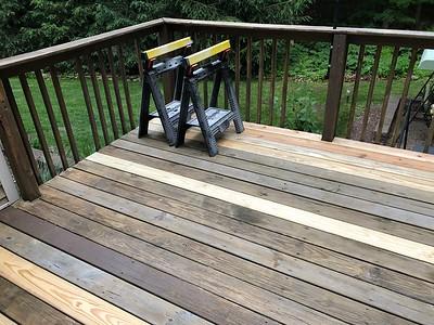 Deck Refinish - 2018