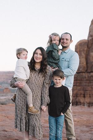 Killian Family- Moab