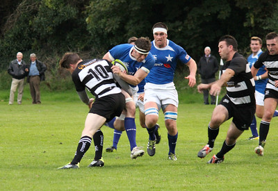 1st XV v Old Belvedere (A) 05.09.2014 by Kevin Hegarty