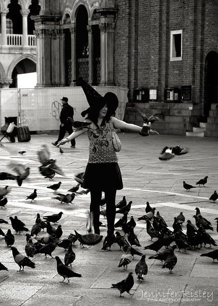 Pigeon Witch