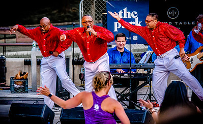 Sensational Soul Cruisers at The Grove