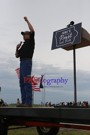 Rick Perry Joni Roast Ride 6-6-15
