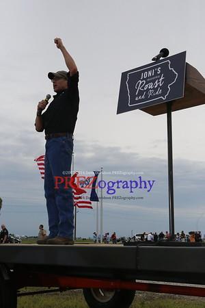 Rick Perry Joni Roast Ride 6-6-15