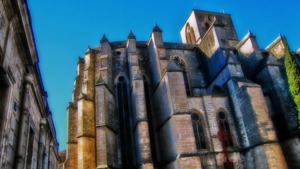 Lodève - Cathédrale Saint-Fulcran
