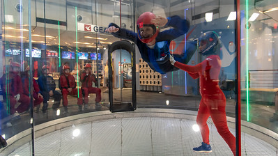 iFly with Payton and Kelsie
