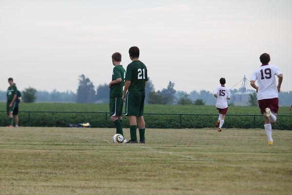 OCHS Soccer vs Barren County 9-10-11