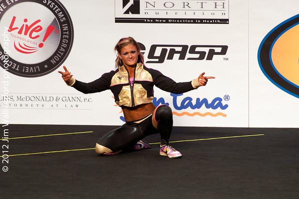 2012 Arnold Amateur Fitness