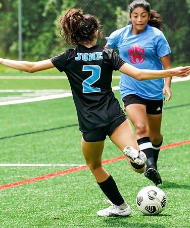 Mia June - Nutmeg Soccer