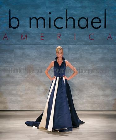 MBFW / B. Michael America