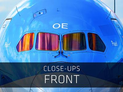 Close-ups – Front