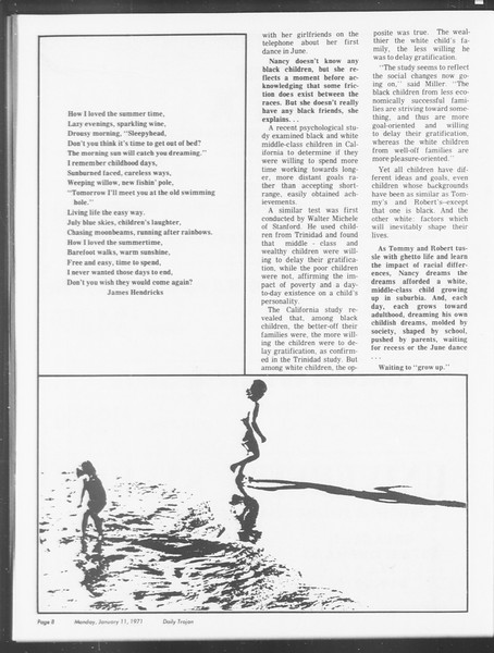 SoCal, Vol. 62, No. 61, January 11, 1971
