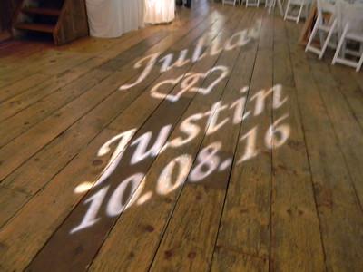 2016-10-08 Julia and Justin