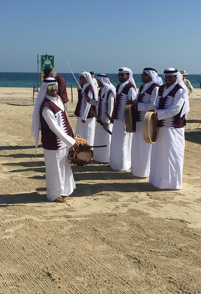 Al Wakrah, Qatar - Bridget St. Clair