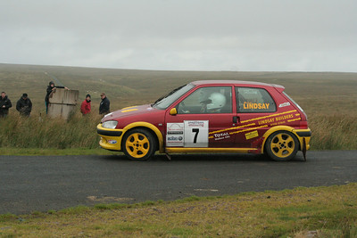 S. M. C. Members at the Lindisfarne Rally (16th of September 2012)