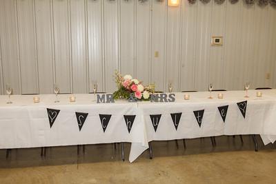 Bennett-Schulte Wedding - Reception