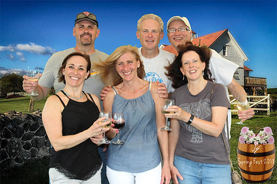 Jonathan Edwards Winery Spring Festival Day 1