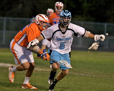 Ponte Vedra Boys' Lacrosse vs Bolles District Title Game 4-9-10