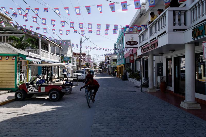 Front street, San Pedro