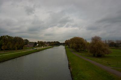 Maasgebied omgeving Oud-Rekem & Herbricht & Smeermaas