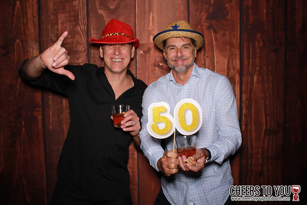 Dave's 50th Birthday 4.18.19