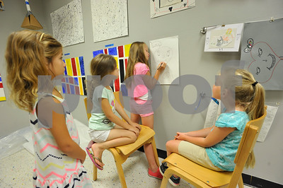 6/18/15 TMA Summer Art Camp by Andrew D. Brosig