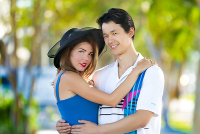Justin & Julia  - West Hollywood