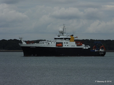 RRS DISCOVERY IMO 9588029