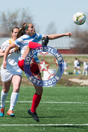 Chicago Red Stars v Iowa State