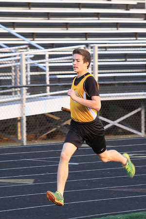 2014 Centerville MS Track and Field