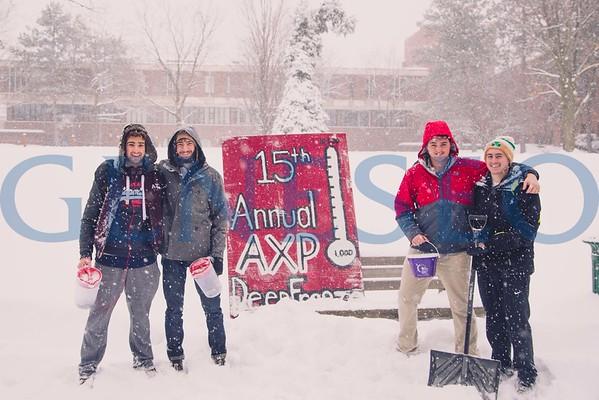 AXP Deep Freeze