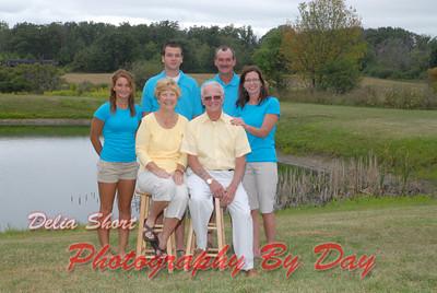Bennett, Britz & Tobey Families