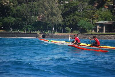 2nd Annual Hoe Waa Mau Race 1-23-2011