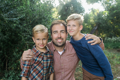 Thompson Family Fall 2016