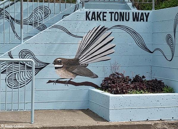 Kake Tonu Way Mural 2018