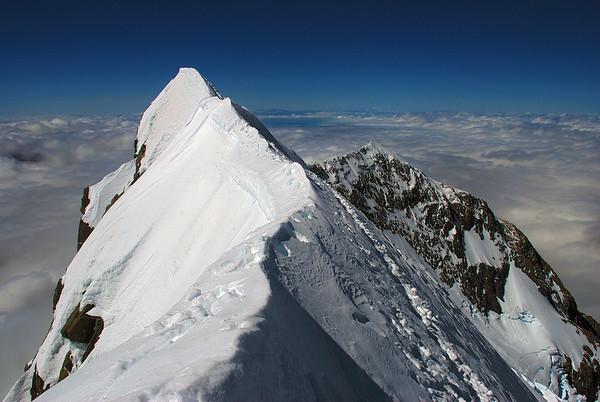 Aoraki / Mount Cook, 16 - 20 December 2011