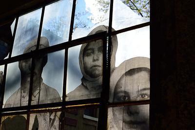 Ellis Island and JR