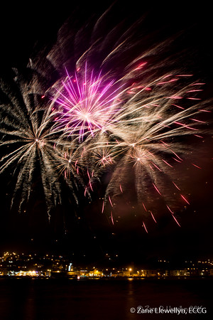 Youghal Fireworks - 09/07/2016