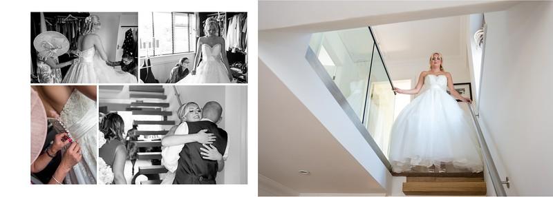 Kay & Daniel Brockencote Hall