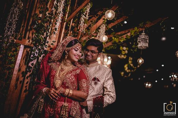 Tanvir & Mou Wedding Photo