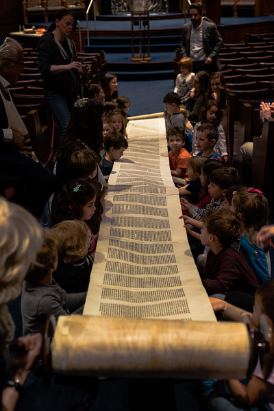 Temple Israel - Simchat Torah