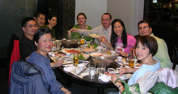 General Surgery Senior Residents' wrap up dinner(s)